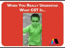 Meme In English - sunday meme when you understand what gst is youtube