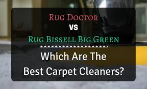 Rug Doctor Rental Time Rug Doctor Deep Carpet Cleaner Vs Bissell Big Green Which Are The