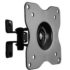 Wall Mount For 48 Inch Tv Videosecu Tilt Swivel Tv Monitor Wall Mount 19 22 23 24 26 27 28