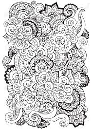 100 henna design coloring pages 71 best coloring images on