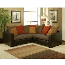 Sectional Sofas For Small Living Rooms Furniture Modern Cushioned L Shaped Sectional Sofa With
