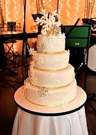 winter snowflake wedding cake cakes pinterest snowflake