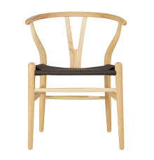 the matt blatt replica hans wegner wishbone chair ash beech black