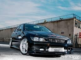 custom 2003 lexus is300 is 300