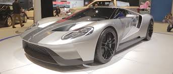 koenigsegg chicago the ford gt just rocked up in chicago with a new silver paint job