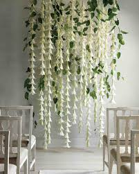 Hanging Pictures Ideas by 22 Creative Wedding Backdrop Ideas Martha Stewart Weddings