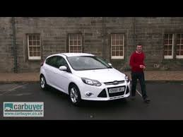 ford focus carbuyer ford focus hatchback review carbuyer