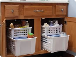 Under Kitchen Sink Pull Out Storage by I Used Rubbermaid Pull Out Drawers In My Pantry Google Search