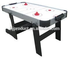 foldable air hockey table sports air powered folding hockey table fold up rod air hockey table