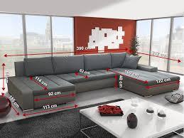 canap d angle convertible en solde grand canape angle canap sofa divan canap angle u alta gris