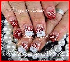 pinned by www simplenailarttips com christmas nail art design