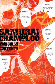 samurai champloo samurai champloo 1 read samurai champloo 1 online page 3