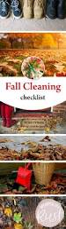 Home Tips And Tricks by Fall Cleaning Checklist Wrapped In Rust
