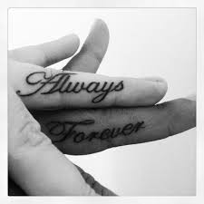 wedding ring ideas forever wedding tattoos and