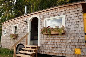 Home Design Garden Architecture Blog Magazine Amazing Tiny Bus Cottage Home Design Garden
