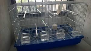 accessori per gabbie gabbia da per uccelli nuove con a treviglio kijiji