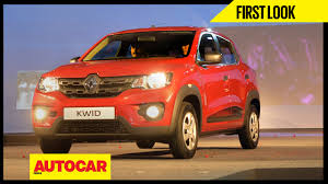 renault kwid specification renault kwid first look video review autocar india