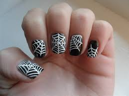 spider web nails nail art gallery by nails magazine halloween