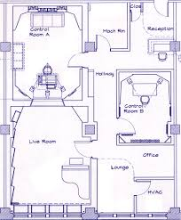 facility plan view