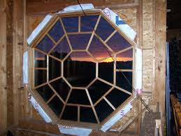 octagon window poses decorating challenge what would you do
