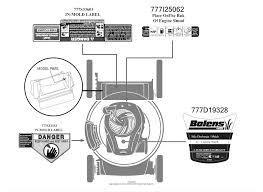 old bolens snowblower parts diagrams bolens parts manual u2022 sharedw org