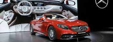 mercedes color options mercedes maybach s650 cabriolet color options