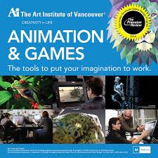 Game Design Art Institute Kim Dang Graphic Designer Design
