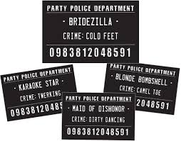 mugshot backdrop mug photo booth signs 20 pack of hilarious signs for your