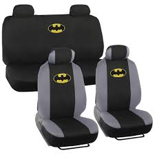 Classic Ford Truck Seat Covers - batman floor mats batman steering wheel covers batman seat