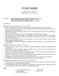 Resume Examples For Medical Billing And Coding by Medical Coding Resume Example Virtren Com