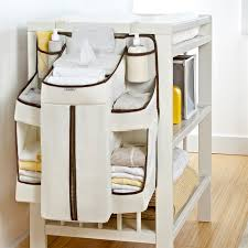 Nappy Organiser For Change Table Munchkin Nappy Change Organiser Tiny Toes