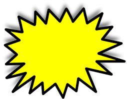 Starburst Design Clip Art Starburst Clipart Clipground