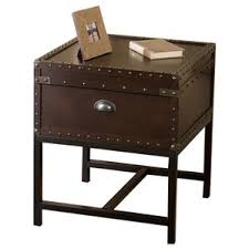 Storage End Table Rustic End U0026 Side Tables Joss U0026 Main