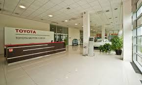 toyota showroom toyota showroom mirage