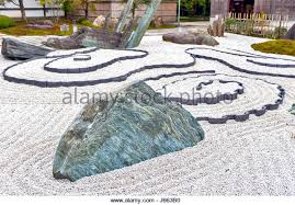 japanese rock garden background stock photos u0026 japanese rock