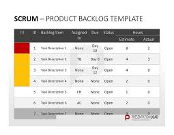 Scrum Excel Spreadsheet 28 Product Backlog Template Xls Managing Your Scrum Product