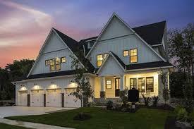 plan 73363hs stunning exclusive craftsman with optional indoor plan 73372hs exclusive house plan with 4 car garage and sport court