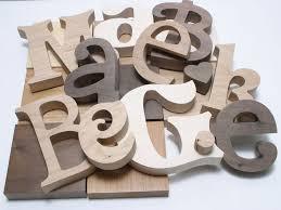 hardwood letters craftcuts com
