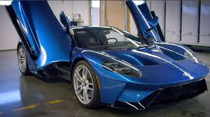 driving ford u0027s gt supercar features techcrunch tv