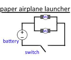 electric airplane launcher 5 steps with pictures