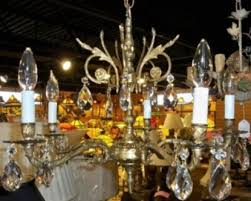 Antique Chandelier Antique Chandeliers By Lamp Shade Outlet