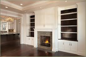 fireplace interior design built in bookshelves around fireplace models cabinets interior