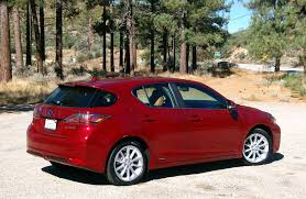 lexus ct200h rear she says he says lexus ct 200h nikjmiles com