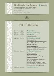 Invitation Card For Conference Sample Event Agenda Thebridgesummit Co