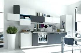 meuble cuisine et gris meuble cuisine blanc meubles gris cuisine blanc et gris