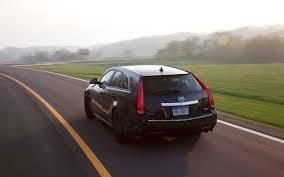 subaru cts v 2011 cadillac cts v sport wagon arrival motor trend