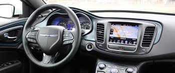 2015 Chrysler 200s Interior 2015 Chrysler 200s Awd Update Autoblog