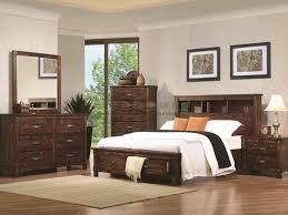 coaster b219 noble rustic storage 6pc king bedroom set
