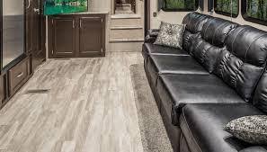 Rv Laminate Flooring Sidewinder 3511dk Fifth Wheel Toy Hauler K Z Rv