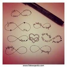 the 25 best infinity heart ideas on pinterest infinity tat 3